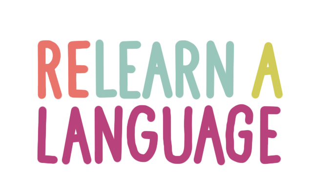 Relearn A Language