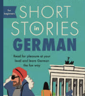 German short stories by Olly Richards