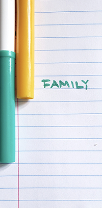 Family conversation topics for language exchange partners