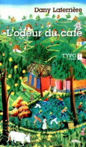 The Hatian French book L'odeur au cafe