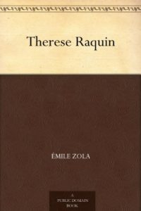 The cover of Therese Raquin