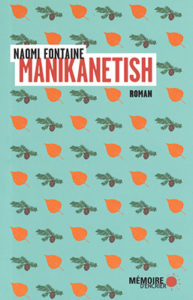 Cover to the book Manikanetish