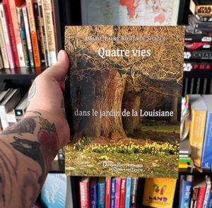 The book cover of Quatre vies