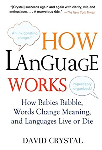 The cover of How Languages Work