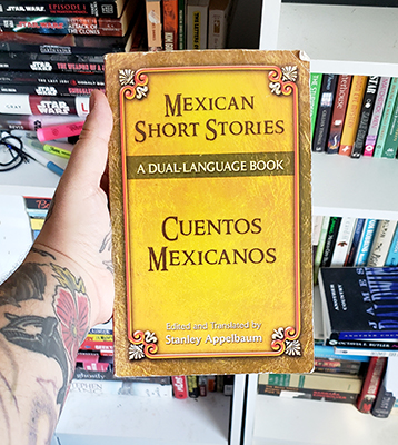Book cover of Mexican Short Stories