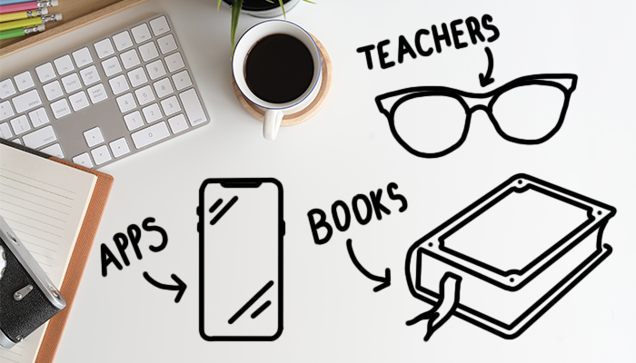 The 3 types of resources for learning Polish: teachers, apps, and books