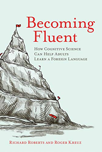 The cover of the applied linguistics book Becoming Fluent