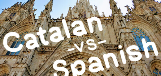Catalan vs Spanish