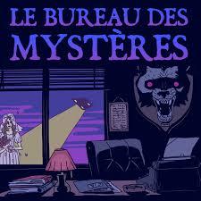 Cover of Le Bureau des Mysteres