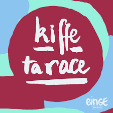 Cover of Kiffe Ta Race