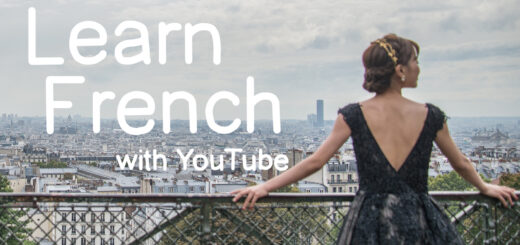 Learn French with YouTube