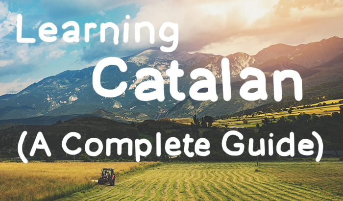 Learning Catalan (A Complete Guide)