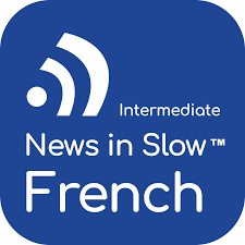 Cover of News in Slow French
