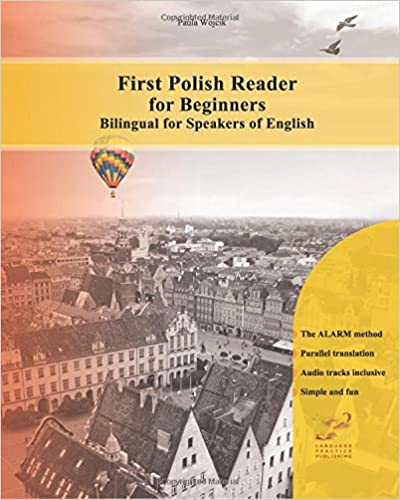 "Cover of ""First Polish reader for beginners"""