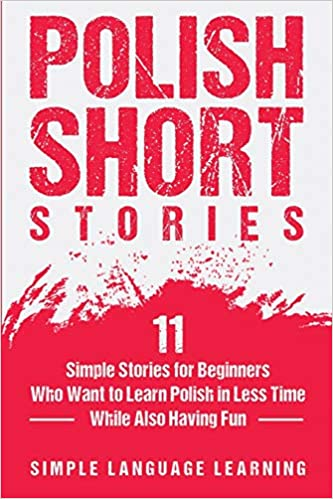 The cover of Polish Short Stories for Beginners