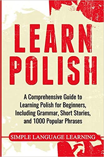 Cover of the book Learn Polish with Short Stories