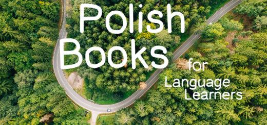 Polish books for language learners