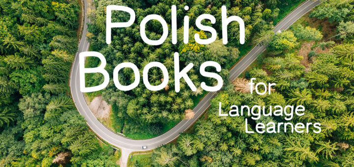 Polish books for language learners
