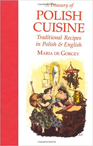 Cover of a Polish cook book