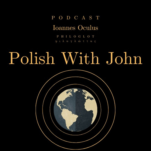 The cover of the podcast Polish with John