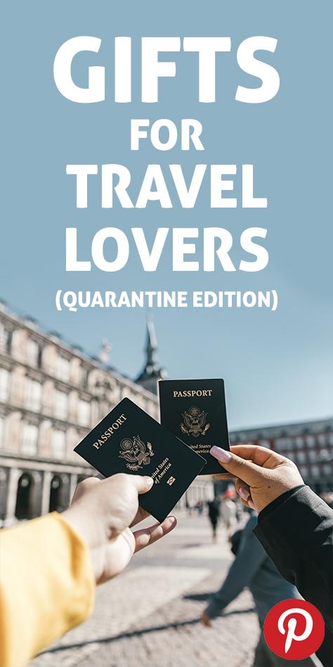 Pinterest flag for gifts for travel lovers
