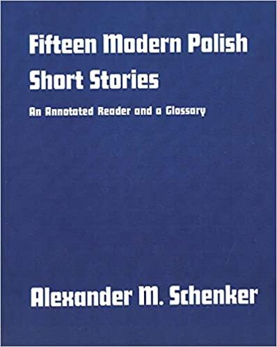 15 modern polish short stories