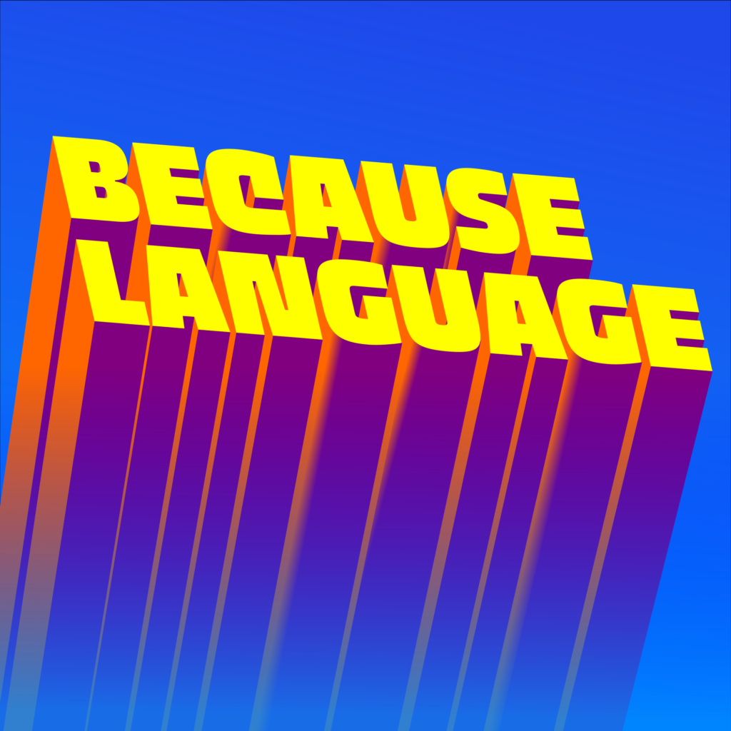 Because Languages podcast