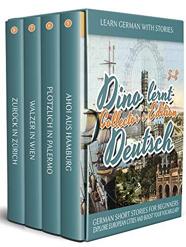 Dino Lernt Deutsch German Stories