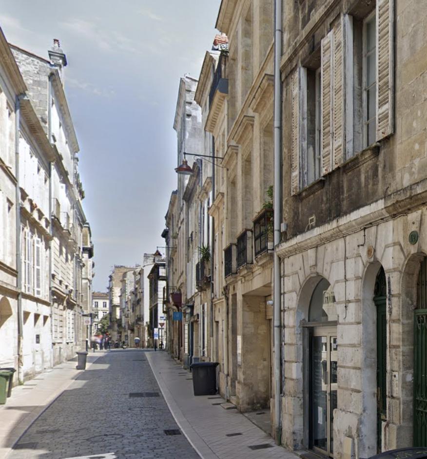 Exterior of ComEnFrance (Bordeaux, France)