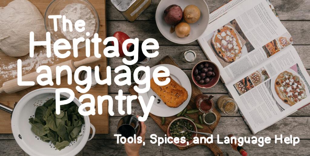The Heritage Speakers Pantry